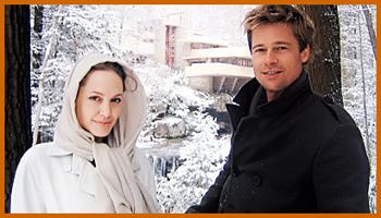 Brad &Angelina