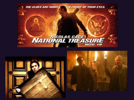 Disney's National Treasure