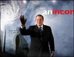"""Al Gore's """"An InconvenientTruth"""""""