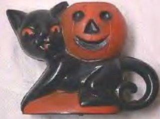 Pumpkin withCat