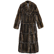 Fendi's Russian Sable Coat