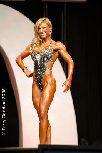 Jenny Lynn Miss Olympia2007