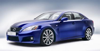Lexus IS-F NeimanMarcus