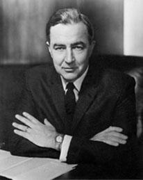 U.S. Senator EugeneMcCarthy