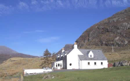 Ardhasaig House Isle of Harris