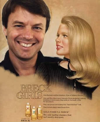 John Edwards and Kim Basinger