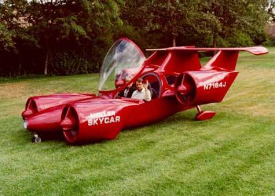 Moller Sky CarM400