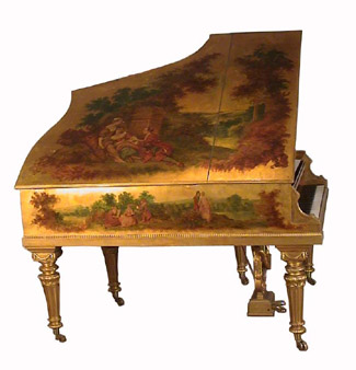 Klavierhaus Grand Piano from Austria
