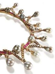 Queen Marie Antoinette'sPearls