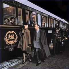 The Orient Expressexterior