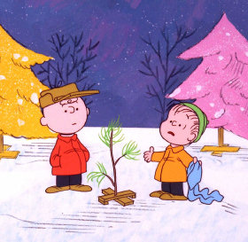 Charlie Brown Christmas Picture