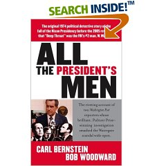 All The Presidents Men Book Panel