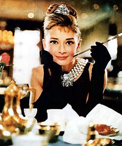 Audrey Hepburn Breakfast atTiffany's