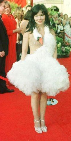 Bjork Swan Dress1