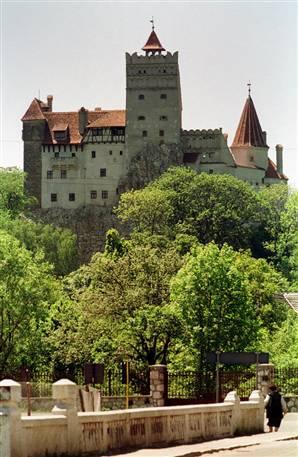 Bran Castle aka Dracula'sCastle