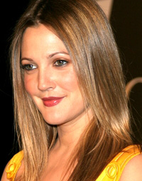 Drew Barrymore Cover Girl