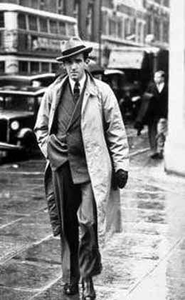 Edward R Murrow in London