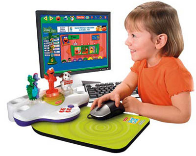 Fisher Price kid's internet
