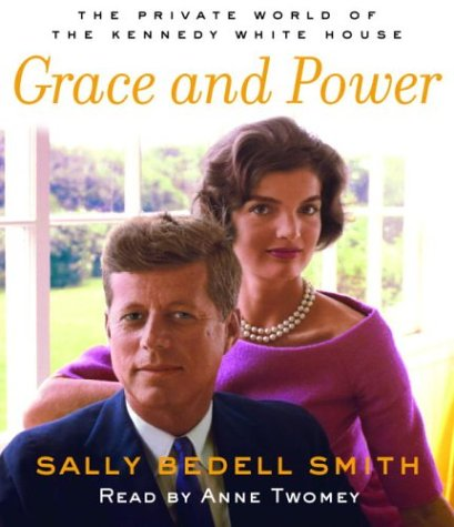 Grace and Power CD panel