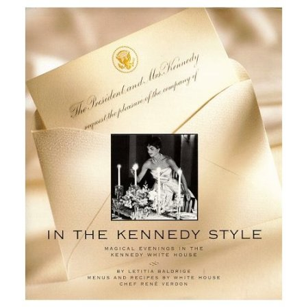 In the Kennedy Style book panel