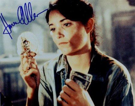Karen Allen in Indiana Jones