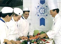 Chefs at Le Cordon Bleu