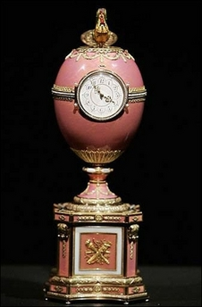 Rothschild FabergeEgg
