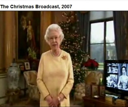 Queen of England on YouTube