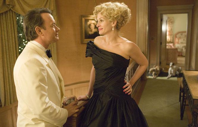 Tom Hanks and Julia Roberts Charlie Wilson'sWar
