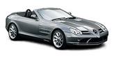 Mercedes Benz McClarenSLR