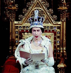 Queen Elizabeth coronation 1953 1