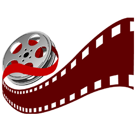 Vector Movie Reel