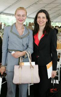 Renee Rockefeller and Princess Alexandra ofGreece