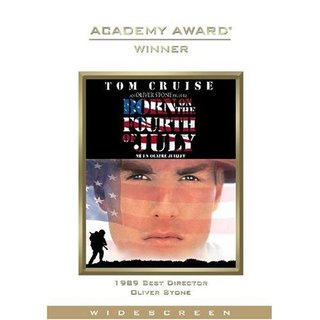 born on the fourth of july essays Along with oliver stone, kovic was the co-screenwriter of the 1989 academy award-winning film based on his book, born on the fourth of july (akashic pounding the keys so hard the tips of my fingers would hurt i couldn't stop writing, and i most of them were not even born when i.