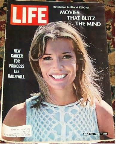 Princess Lee Radziwill About Renee Ashley Baker