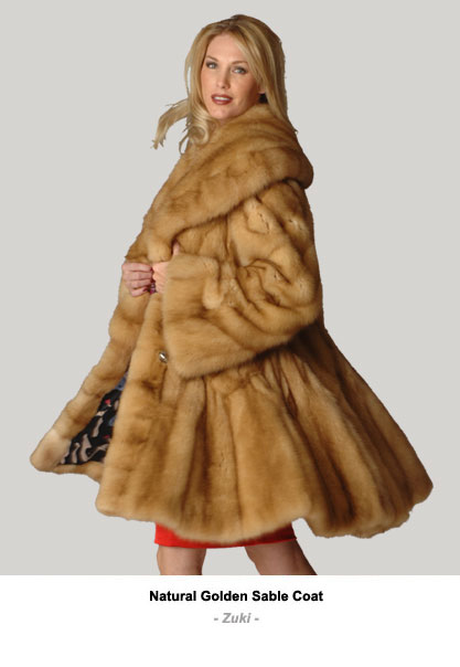 sable coat report