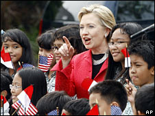 secretary-of-state-hillary-clinton-in-jakarta-india