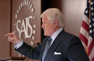 U S Senator Edward M Kennedy 2