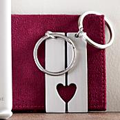 Red Envelope couple's key chains