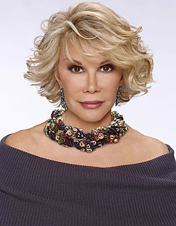 "Joan Rivers ""Can We Talk –About How They Got To Be Millionaires ..."
