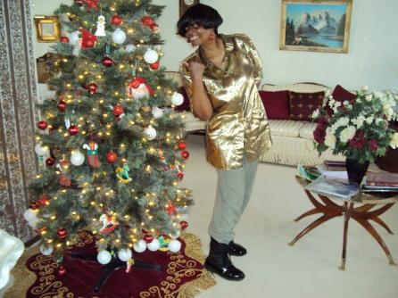 Renee Ashley Baker 2 Christmas 2011
