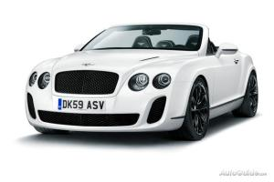 Bentley Continental G12 2012
