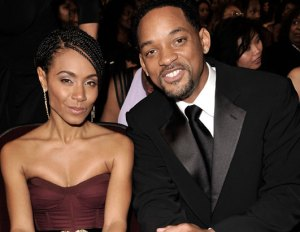 Will Smith and Jada in whatever times