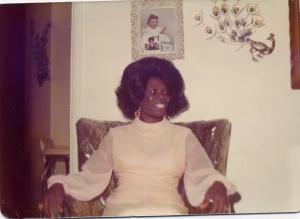 Renee Ashley Bakers Mother 1925-1985