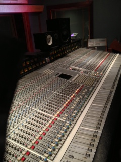 TreeSound Studio Soundboardphoto