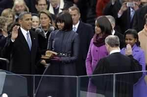 President Barack Obama Inaugural 2013