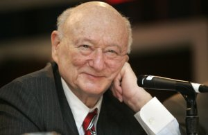 The Honorable New York Mayor Ed Koch
