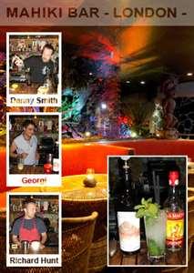 Mahiki Bar London