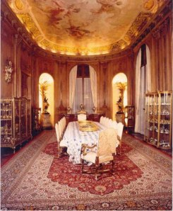 Rothschild Family Dining Room