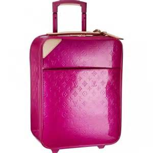 Louis Vuitton Pink Vernis